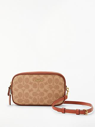 Coach Cross Body Clutch Bag
