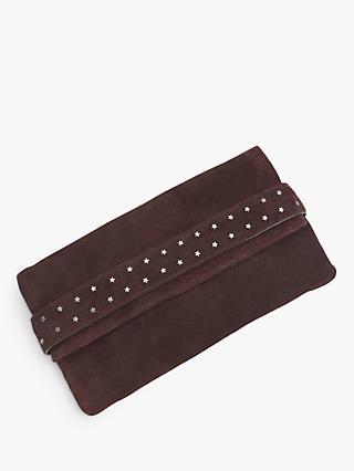 3ef2d44936e05 Mint Velvet Maya Star Stud Clutch Bag