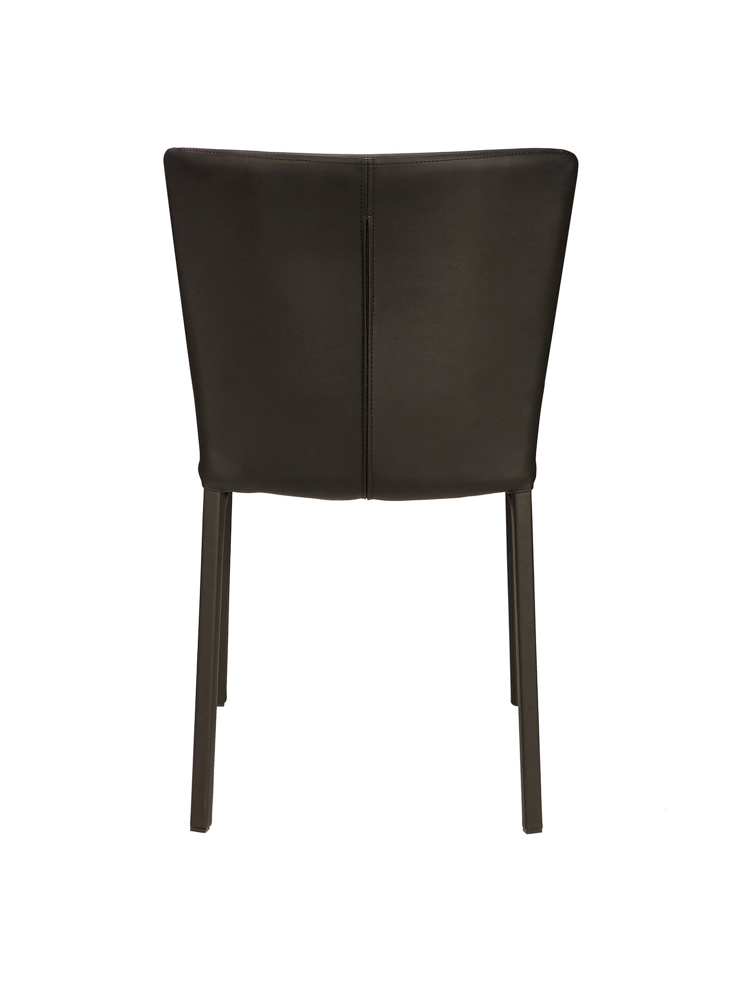 Buy John Lewis & Partners Dominique Dining Chair, Black Online at johnlewis.com