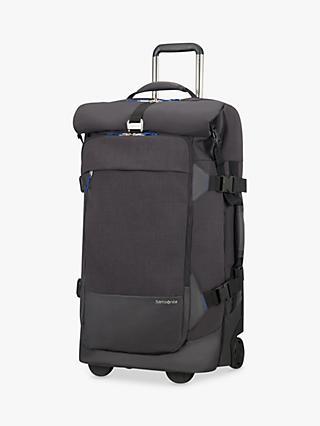 d1715f67ad Samsonite Ziproll Recycled 75cm 2-Wheel Duffle Bag