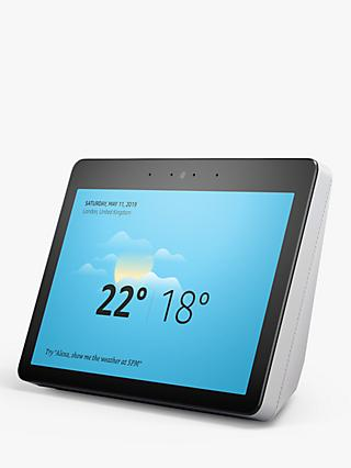 "Amazon Echo Show Smart Speaker with 10"" Screen & Alexa Voice Recognition & Control, 2nd Generation"