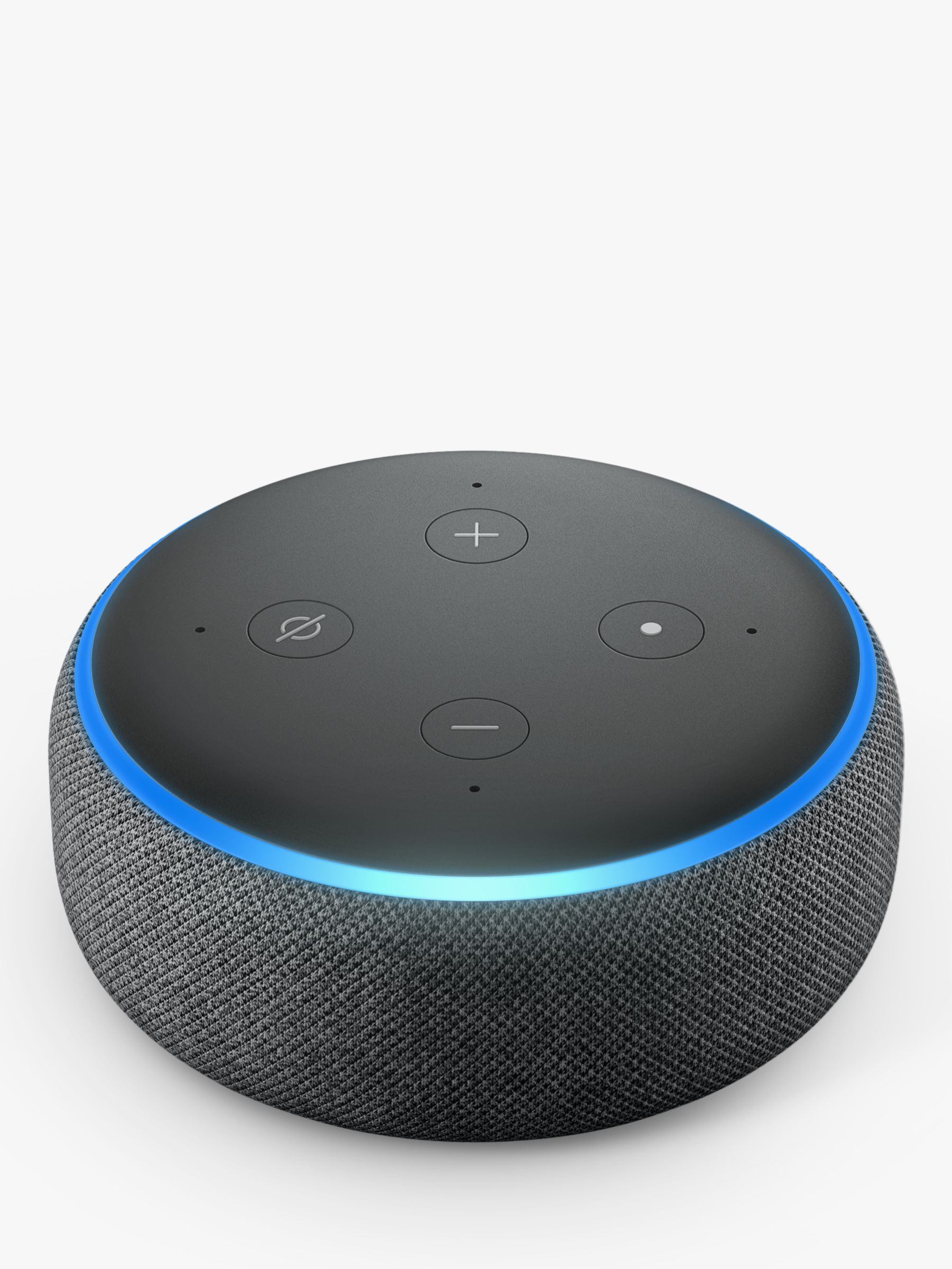 fdad92154 Amazon Echo Dot Smart Device with Alexa Voice Recognition   Control ...