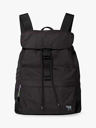 Paul Smith Zebra Backpack, Black