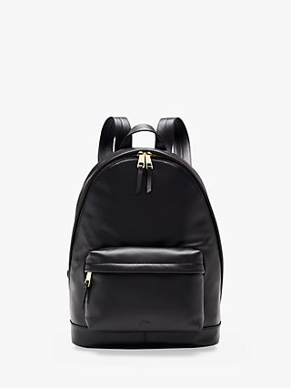 J.Crew Leather Backpack 62ba206c6fc83