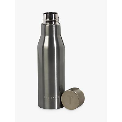Ted Baker Stainless Steel Water Bottle, 750ml