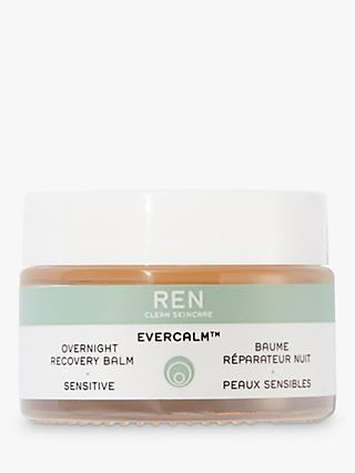 REN Evercalm Overnight Recovery Balm, 30ml