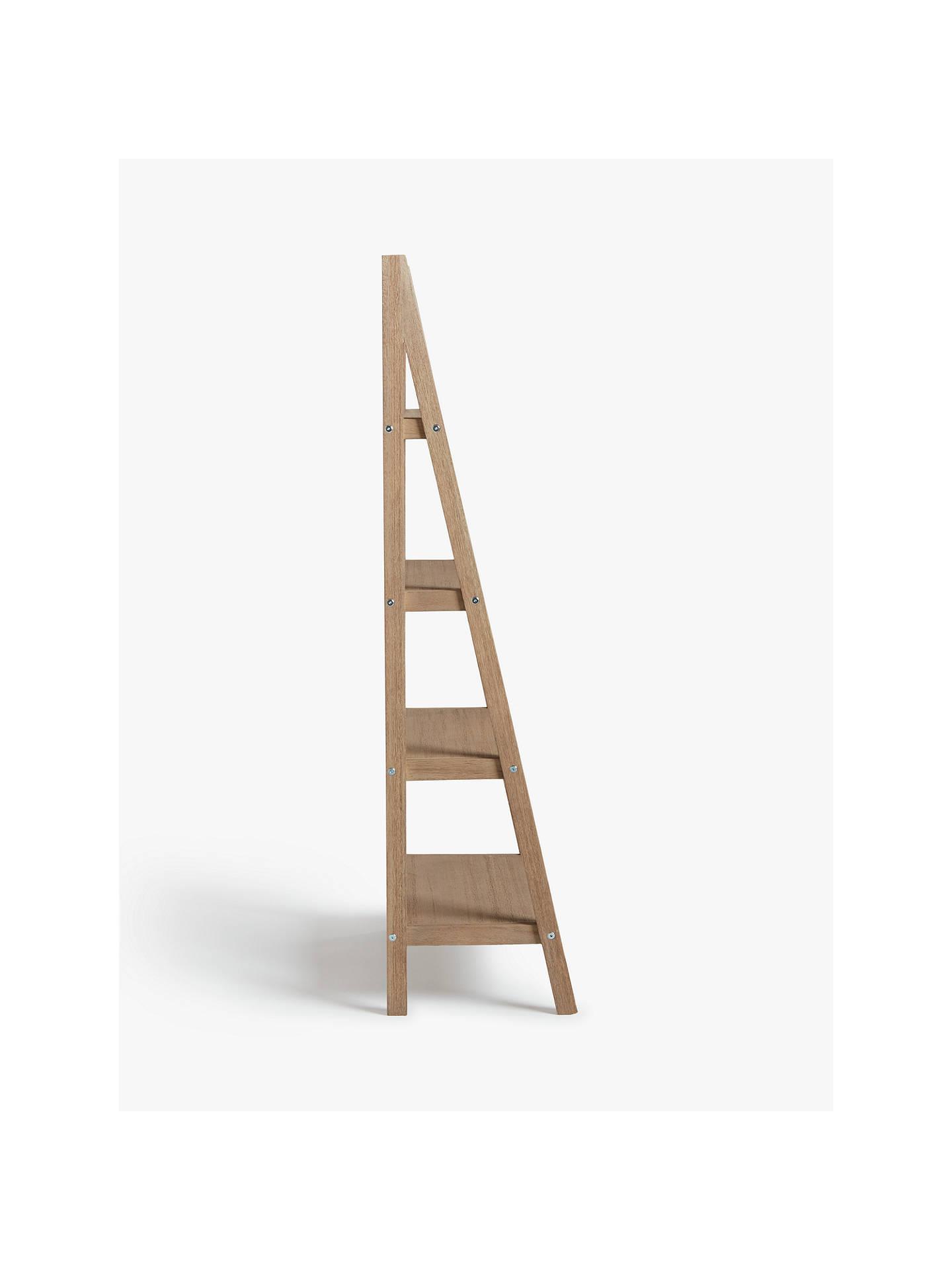 Magnificent Croft Collection Burford Garden Tall Garden Shelf Ladder Fsc Certified Eucalyptus Wood Uwap Interior Chair Design Uwaporg