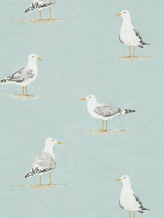 Sanderson Shore Birds Wallpaper