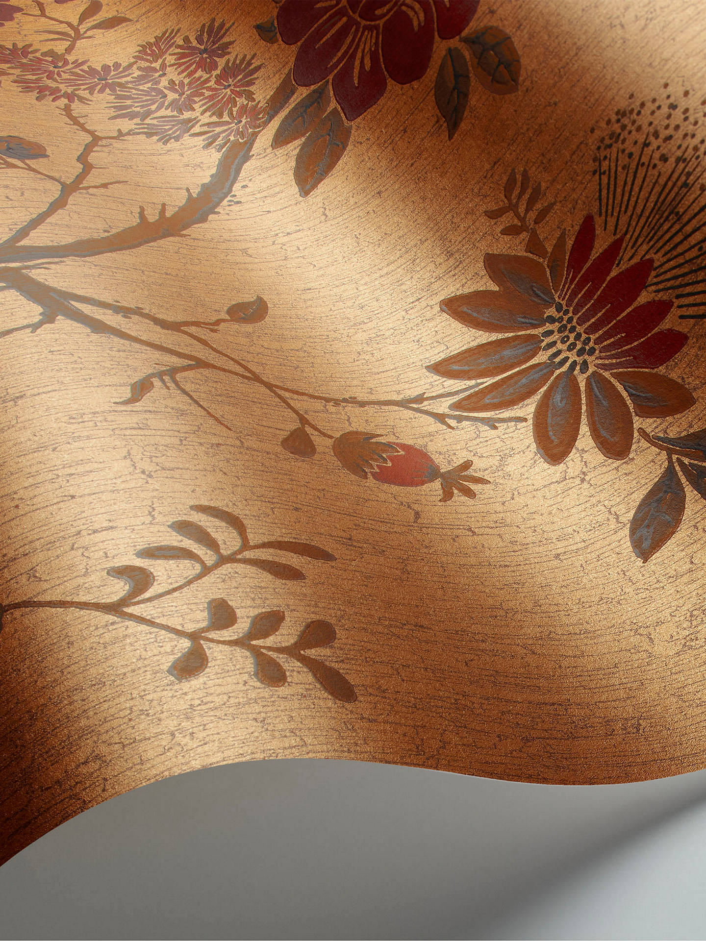 Buy Cole & Son Camellia Wallpaper, 115/8027 Online at johnlewis.com
