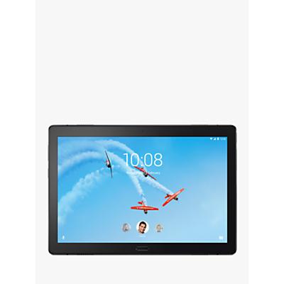 Image of Lenovo Tab P10, Android, Wi-Fi, 3GB RAM, 32GB, 10.1 HD, Aurora Black