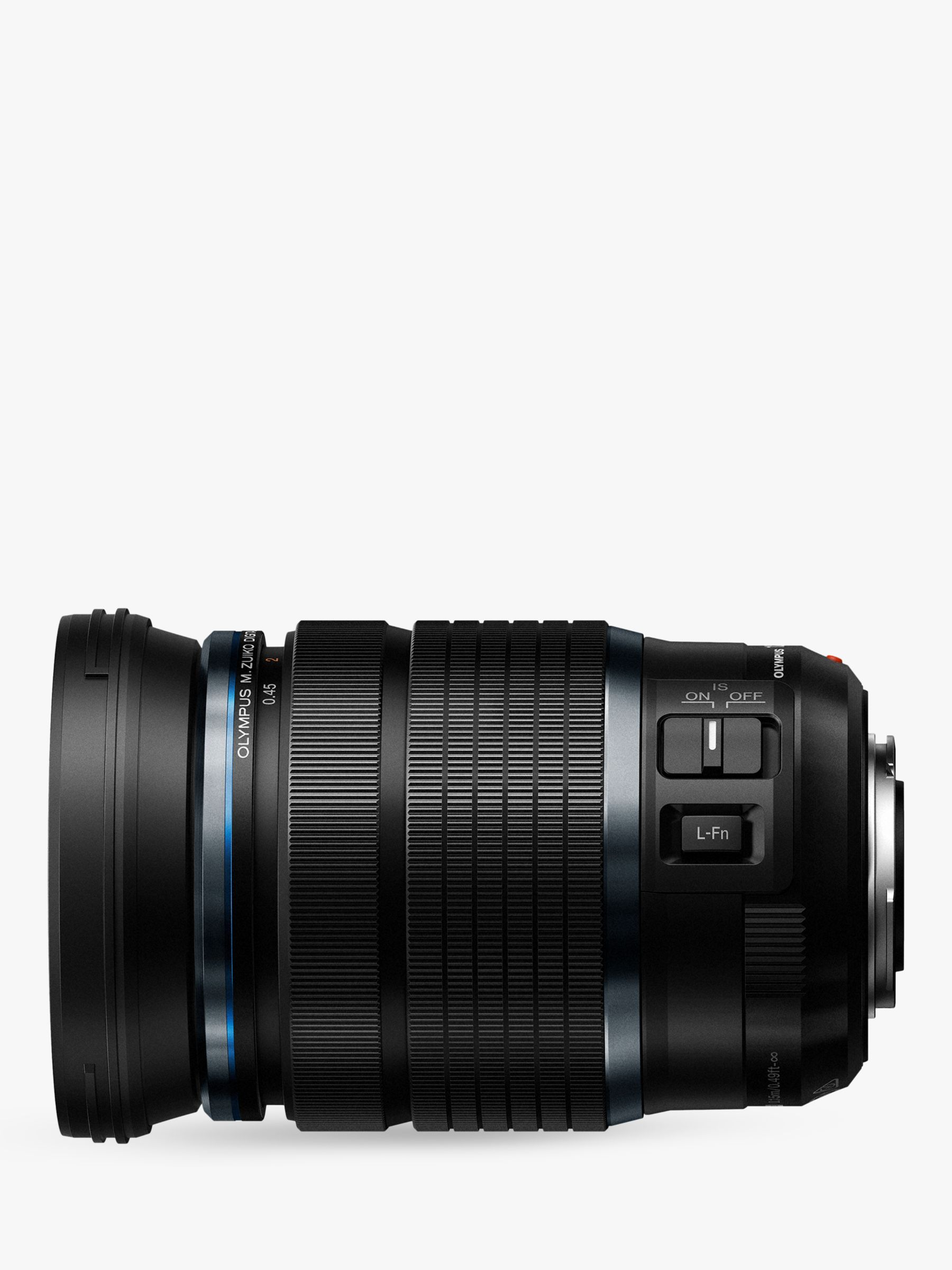 Olympus Olympus M.ZUIKO DIGITAL 12-100mm f/4.0 ED IS Pro Lens