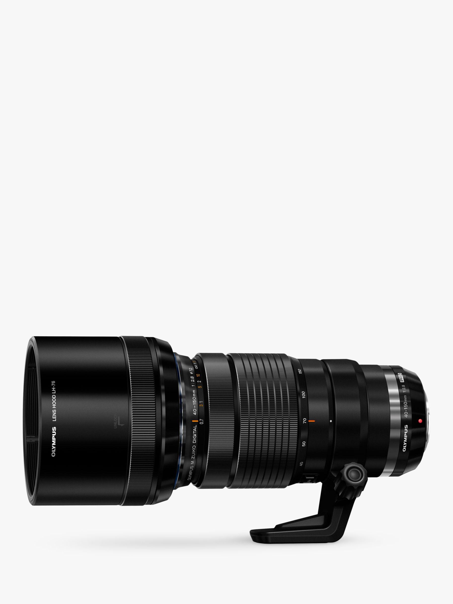 Olympus Olympus M.ZUIKO DIGITAL 40-150mm f/2.8 ED Pro Telephoto Lens