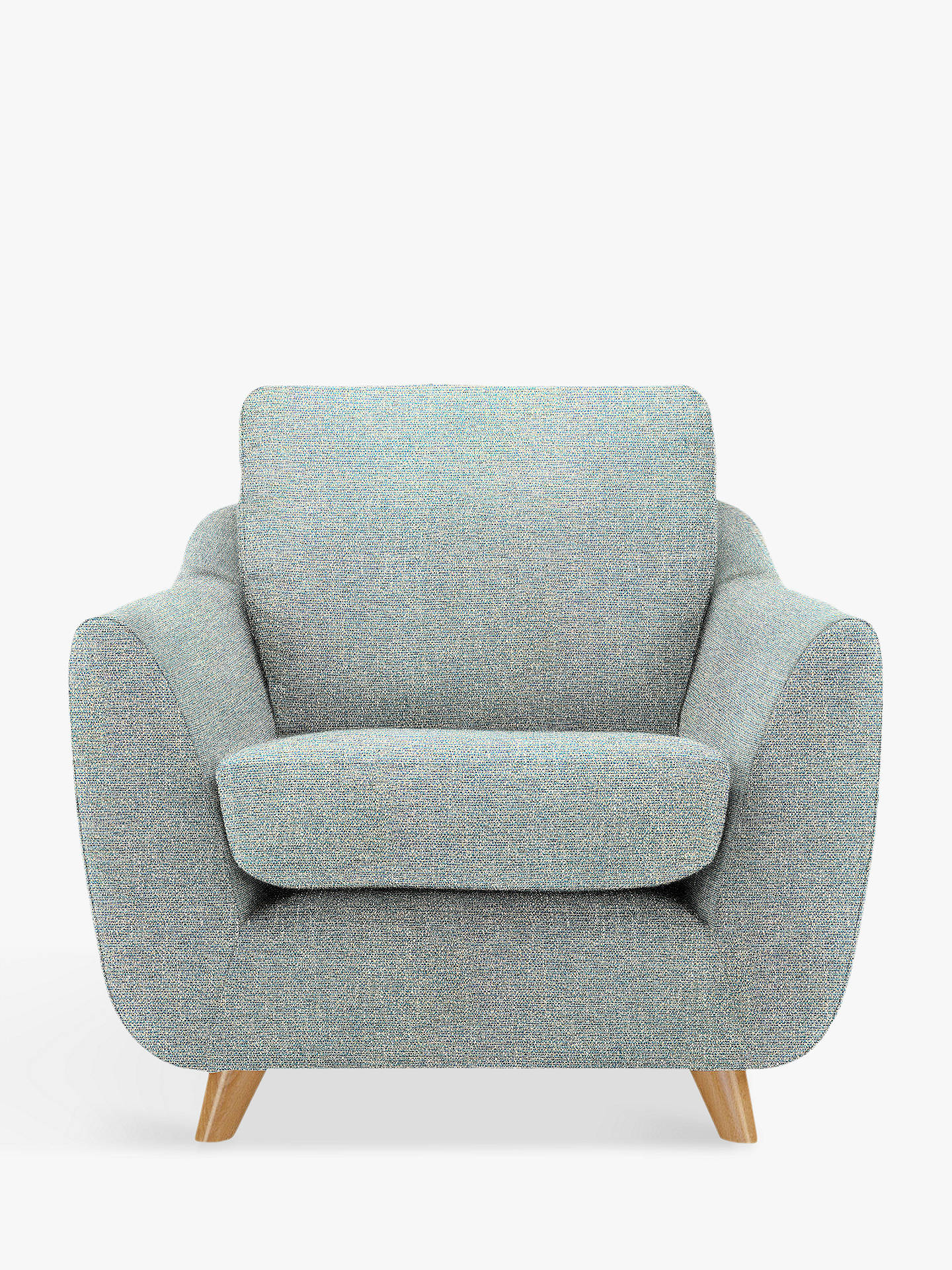 Buy G Plan Vintage The Sixty Seven Armchair, Etch Ink Online at johnlewis.com