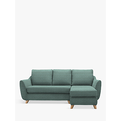 G Plan Vintage The Sixty Seven RHF Chaise End Sofa