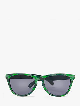 John Lewis & Partners Children's Camouflage Sunglasses, Green