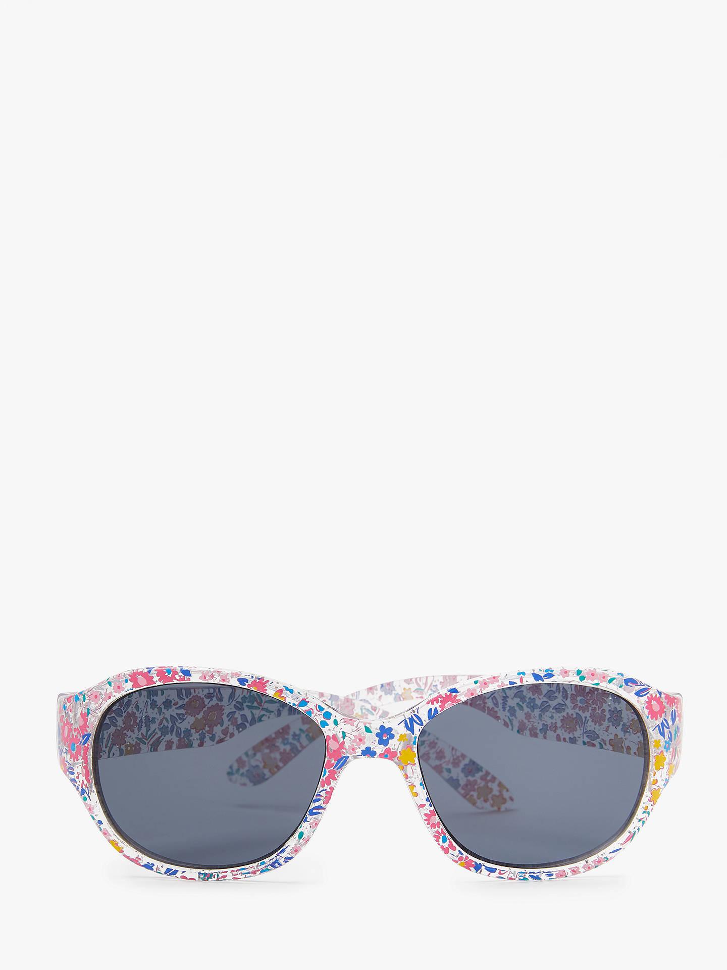 951cceda3836c Buy John Lewis   Partners Children s Floral Glitter Sunglasses