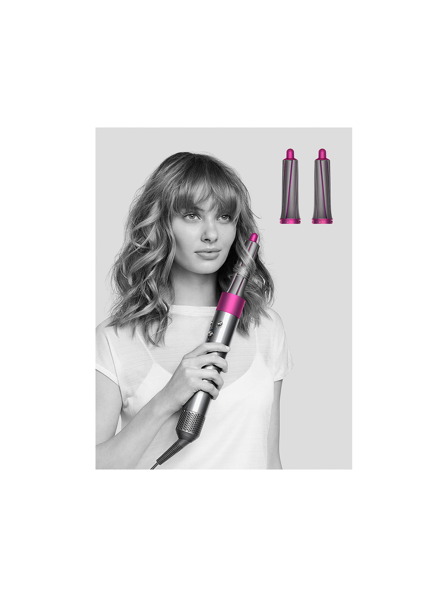 BuyDyson Airwrap Volume + Shape Styler Online at johnlewis.com