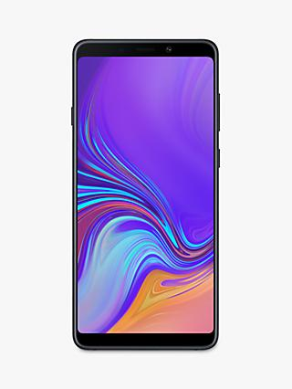 "Samsung Galaxy A9 Smartphone, Android, 6.3"", 4G LTE, SIM Free, 128GB"