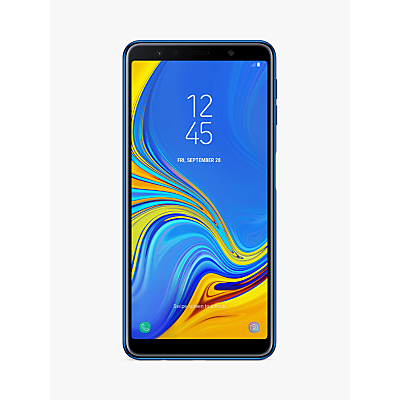 "Image of Samsung Galaxy A7 Smartphone, Android, 6"", 4G LTE, SIM Free, 64GB"