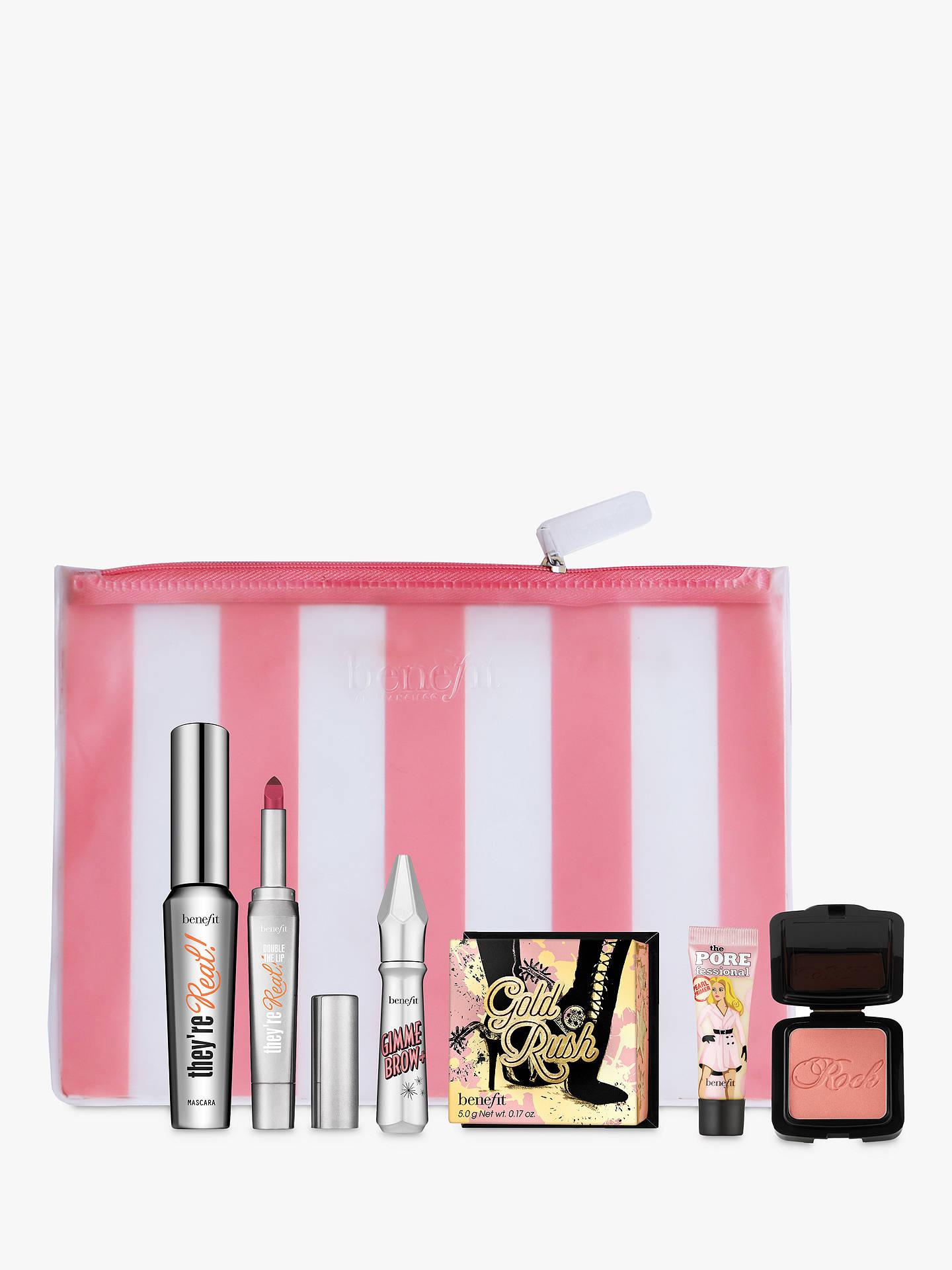 18a2402f9 Buy Benefit Best Sellers Makeup Gift Set Online at johnlewis.com ...
