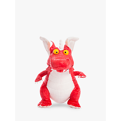Image of Room On The Broom Dragon Soft Toy