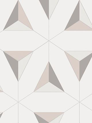 Galerie Elisir Geo Triangles Wallpaper