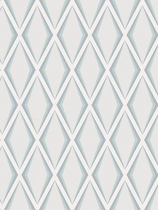 Galerie Elisir Modern Trellis Wallpaper