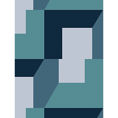 Galerie Elisir Small Geometric Digital Wallpaper Panel