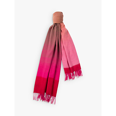 Paul Smith Ombre Scarf