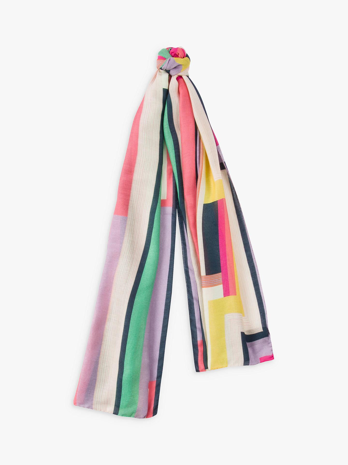 e898d897e945 Buy Paul Smith Rainbow Stripe Scarf