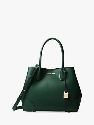 9529571772ec47 MICHAEL Michael Kors Mercer Gallery Medium Leather Tote Bag