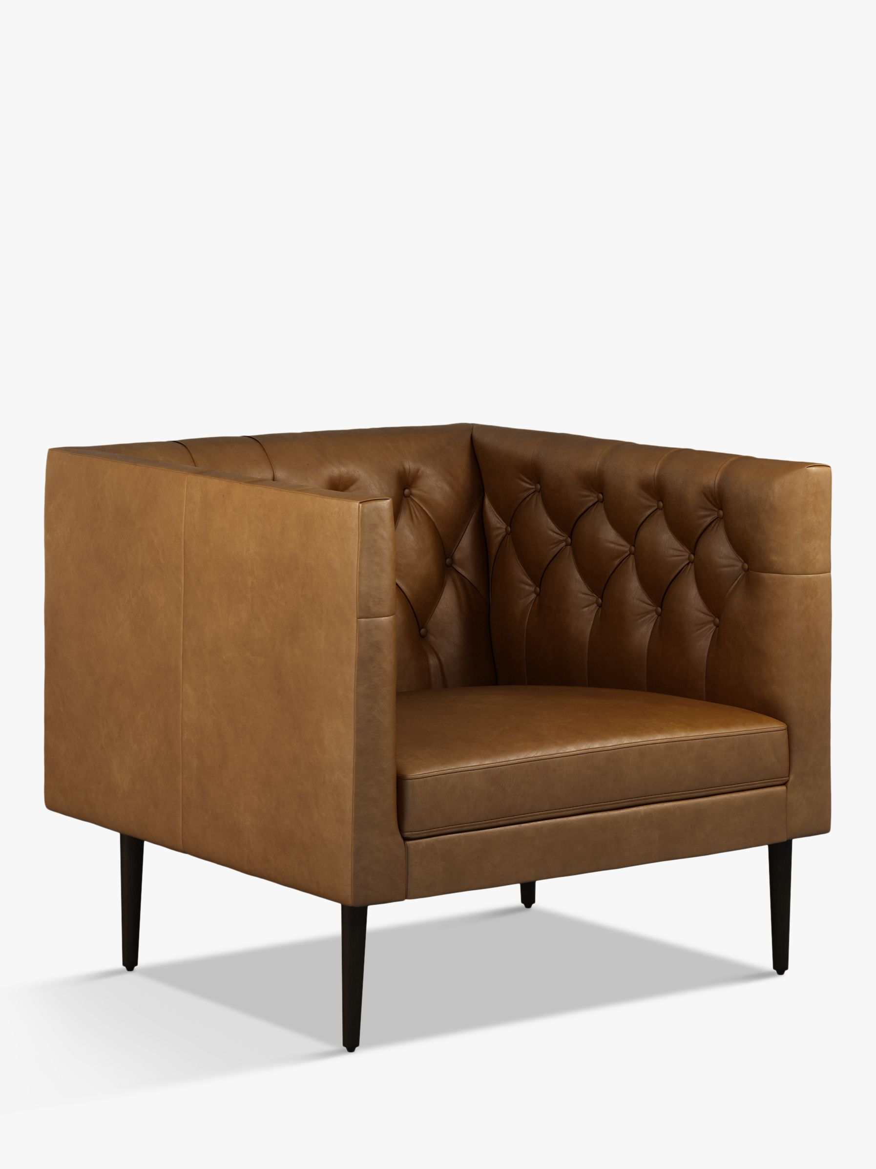 Halo Halo William Leather Armchair