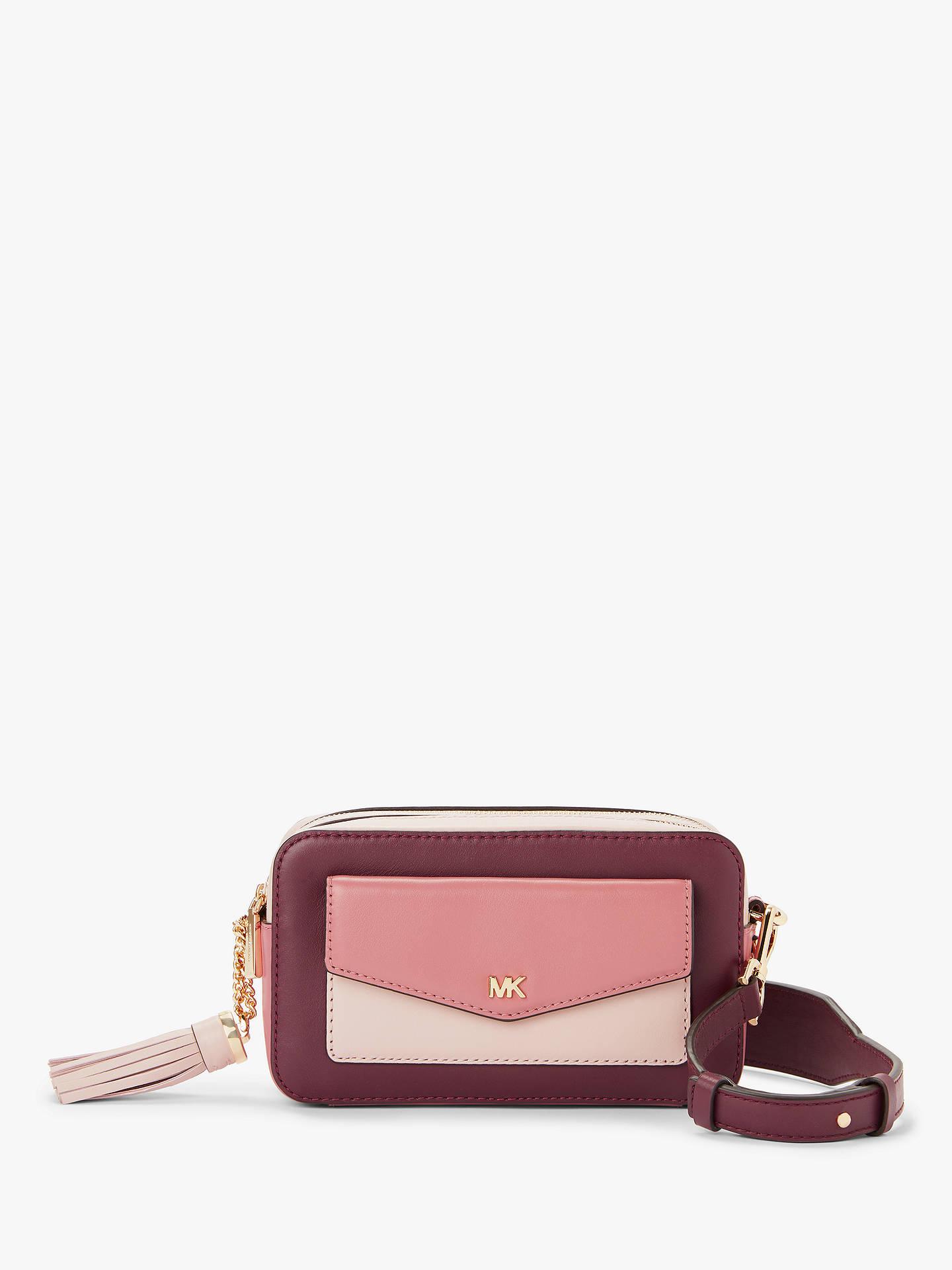 0cfb069c93cf Buy Michael Kors Crossbodies Small Leather Camera Bag