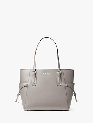 MICHAEL Michael Kors Voyager East West Leather Tote Bag