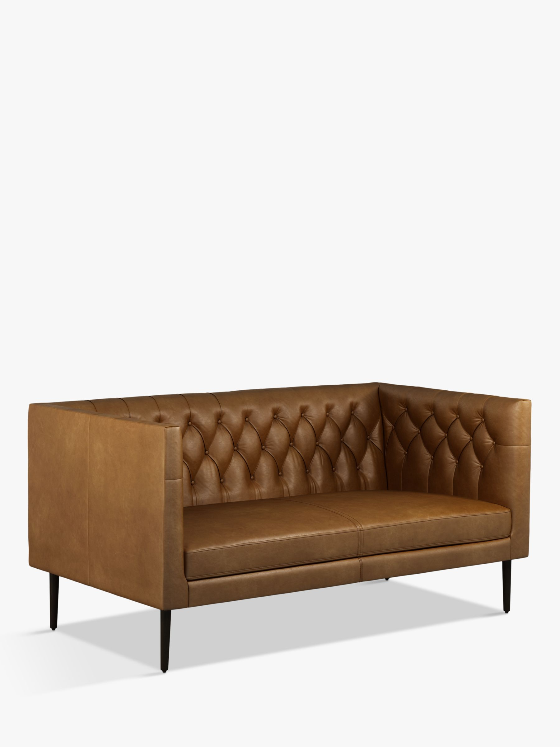 Halo Halo William Medium 2 Seater Leather Sofa