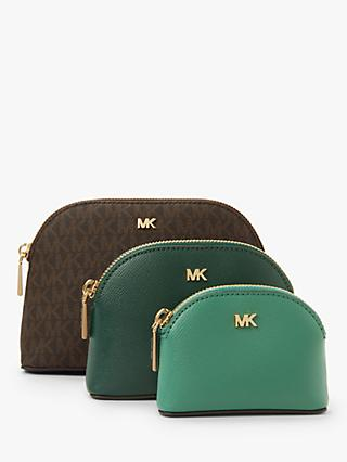 MICHAEL Michael Kors Trio Travel Pouch Purse 6eaca9b939