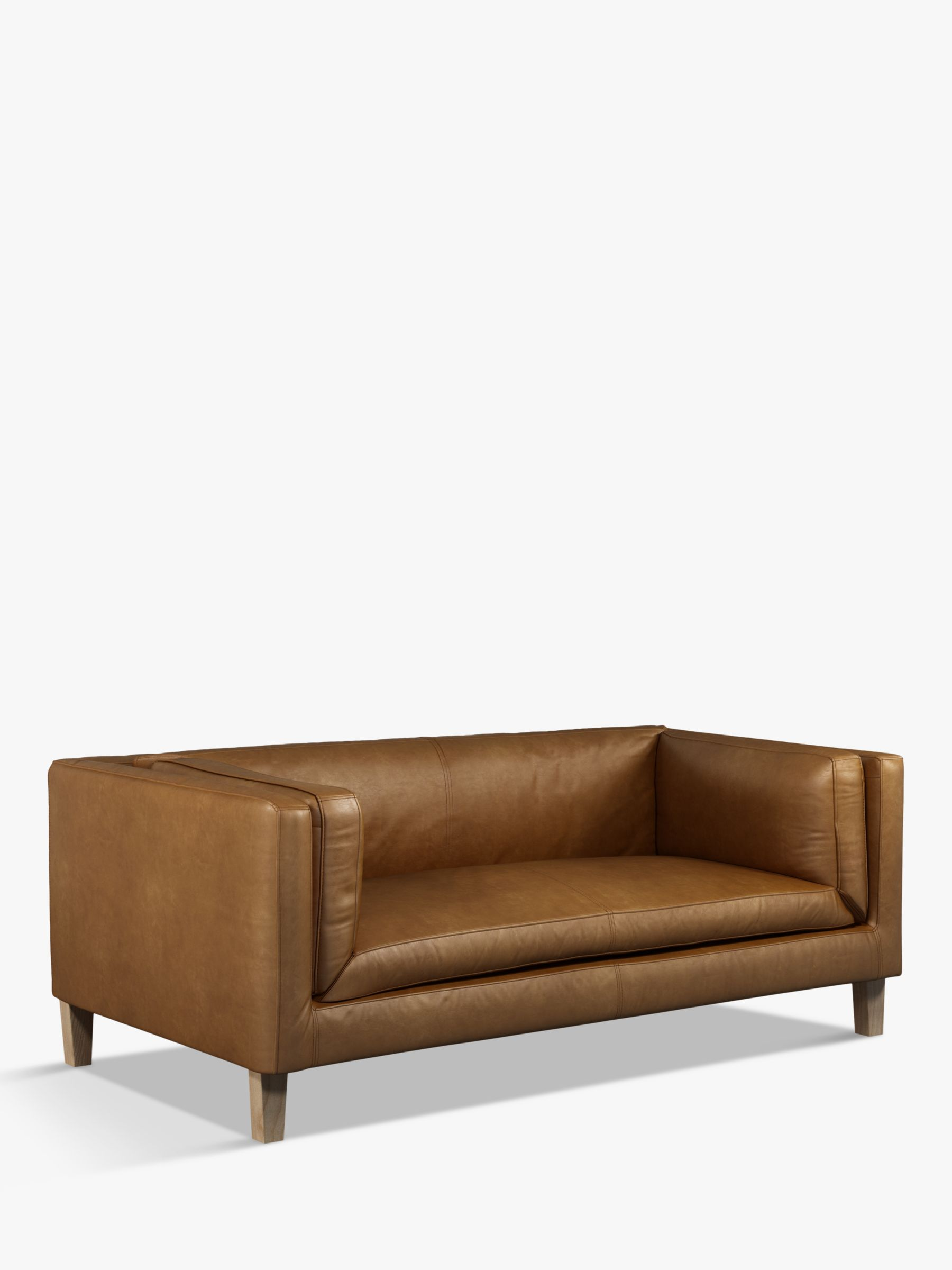 Halo Halo Spencer Medium 2 Seater Leather Sofa