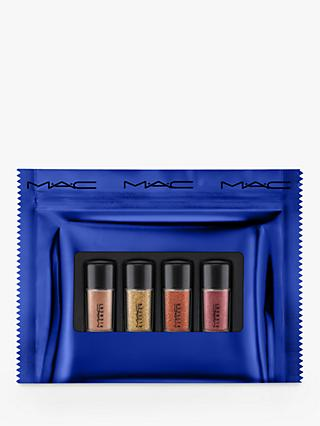 MAC Shiny Pretty Things Party Favours Mini Glitter & Pigments, Gold