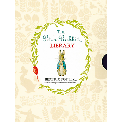 Image of Peter Rabbit Children's Book Box Set