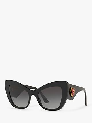 Dolce & Gabbana DG4349 Women's Cat's Eye Sunglasses