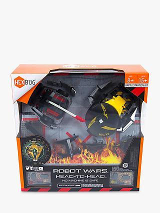 Hexbug Robot Wars Head-To-Head Dual Pack