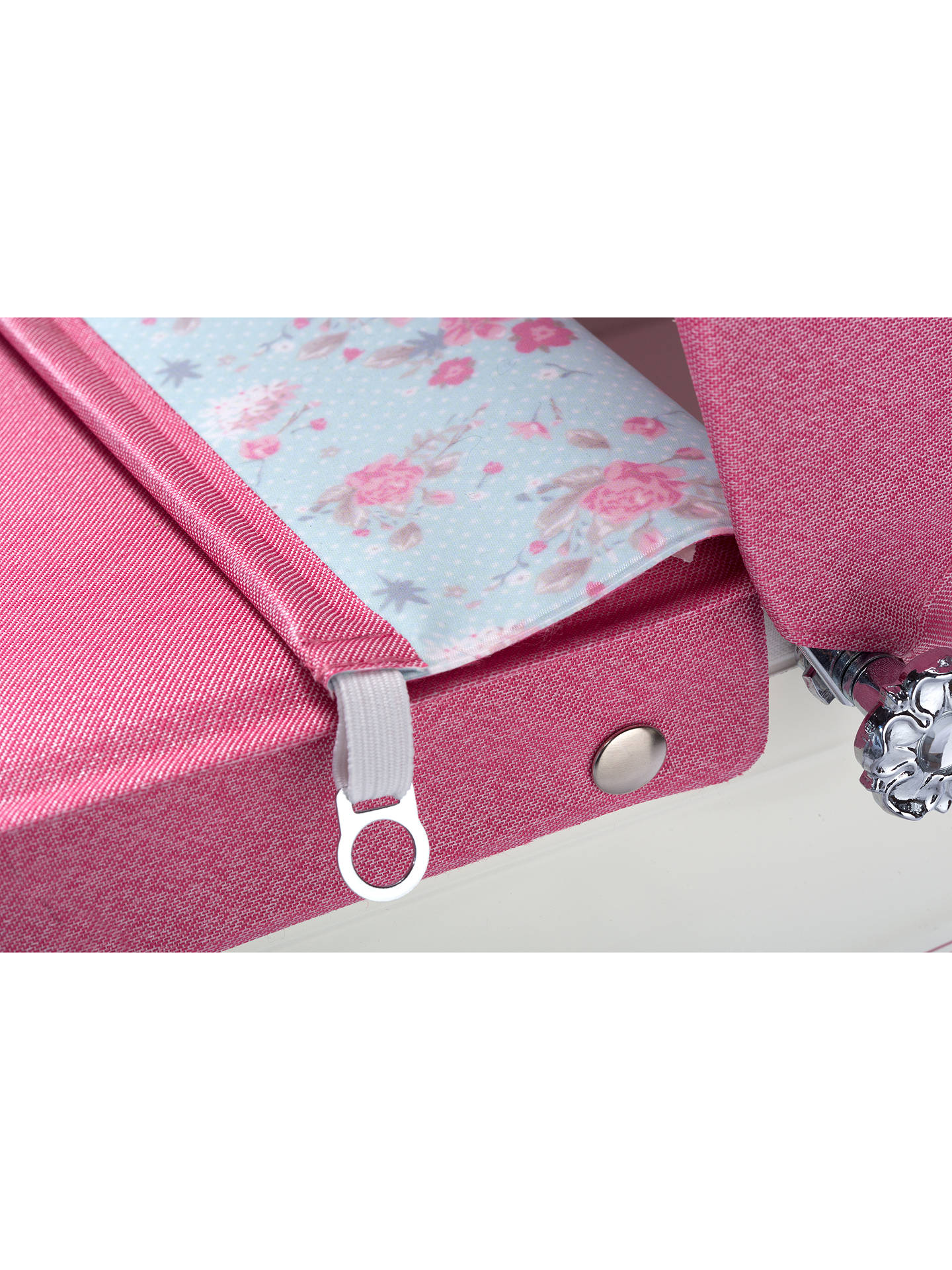 BuySilver Cross Blossom Doll's Pram Online at johnlewis.com