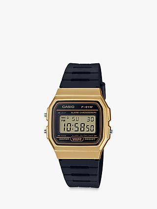 Casio Unisex Core Retro Casual Resin Strap Watch