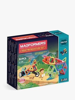 Magformers Creator Mountain Adventure Set