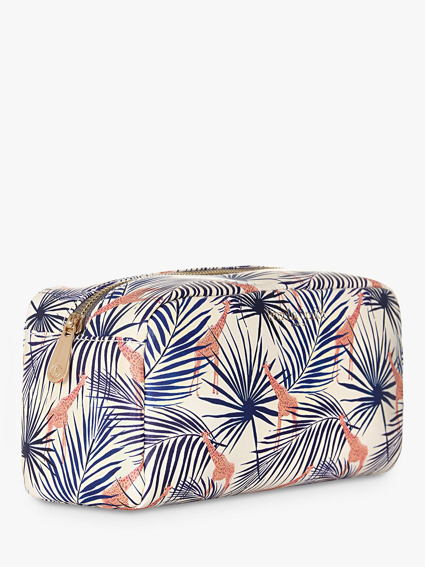 Buy Fenella Smith Giraffe & Palm Wash Bag Online at johnlewis.com