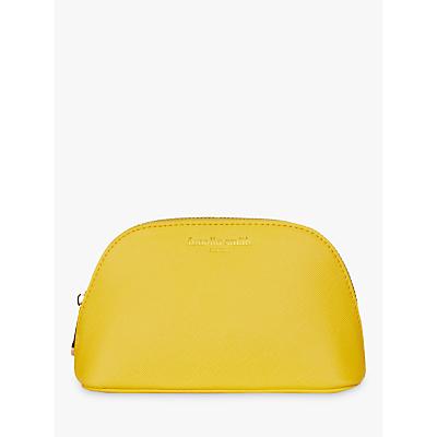 Fenella Smith Eva Makeup Bag, Yellow