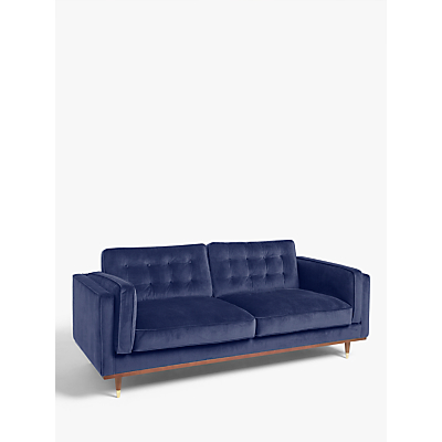 John Lewis & Partners + Swoon Lyon Large 3 Seater Sofa