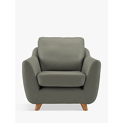G Plan Vintage The Sixty Seven Leather Armchair