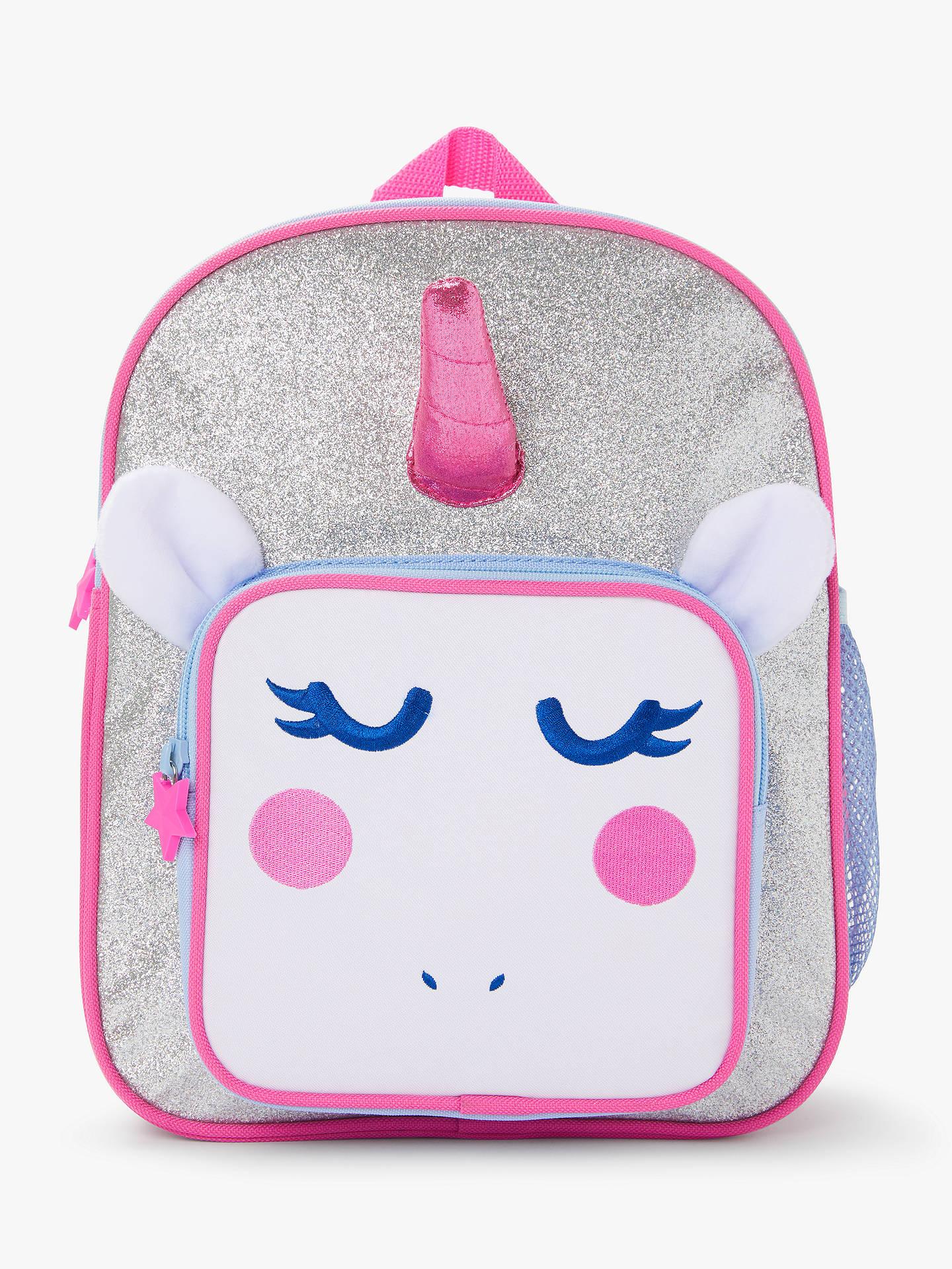 BuyJohn Lewis   Partners Unicorn 3D Children s Backpack Online at johnlewis.  ... 99ec3f48e71e8