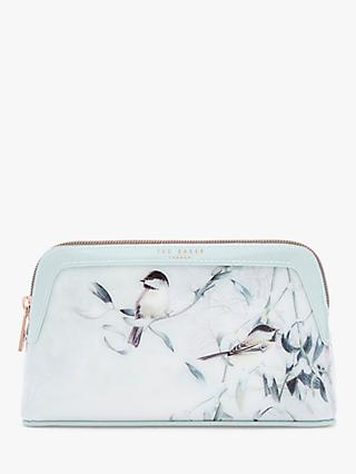Ted Baker Brenlee Mistletoe Kiss Makeup Bag, Mint